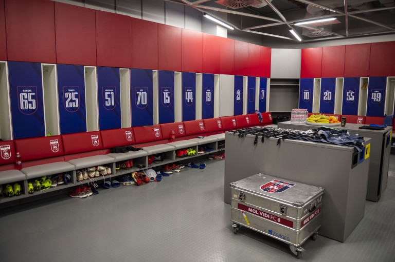Bemutatkozik a Vidi 14 ezres stadionja - képek - Infostart.hu c07b5aacda