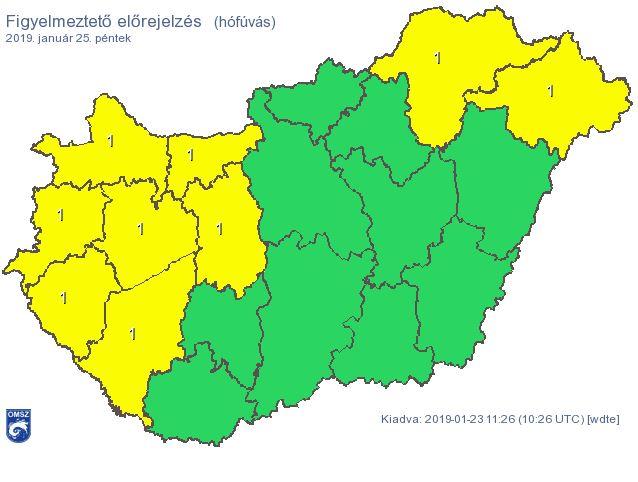 Forrás: Országos Meteorológiai Szolgálat