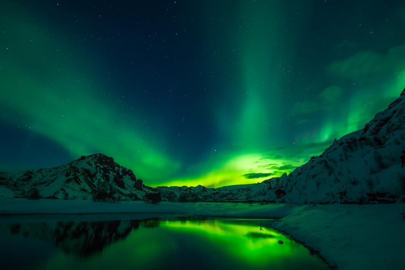 Izland (Forrás: David Mark/Pixabay)