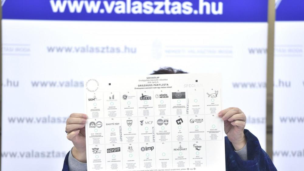Már 92 országból szavaznak levélben – itt a teljes lista