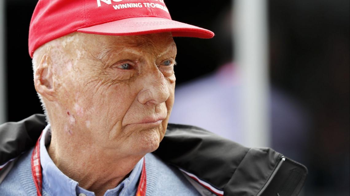 """Niki Lauda """"szent Meggyőződéssel Mondott Mindig Mindent"""