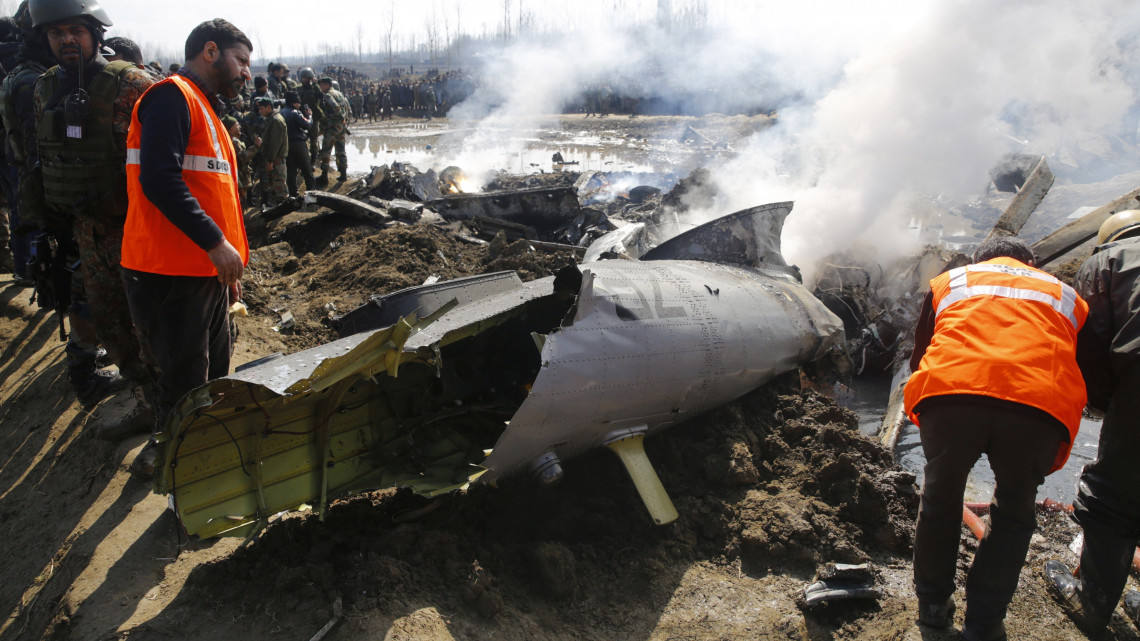 Miért bombázza egymást India és Pakisztán  - Infostart.hu 9faa1a3303