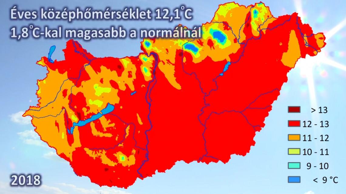 dab14239ff Itt van pár ábra, ami mindent elmond a globális felmelegedés magyarországi  hatásáról