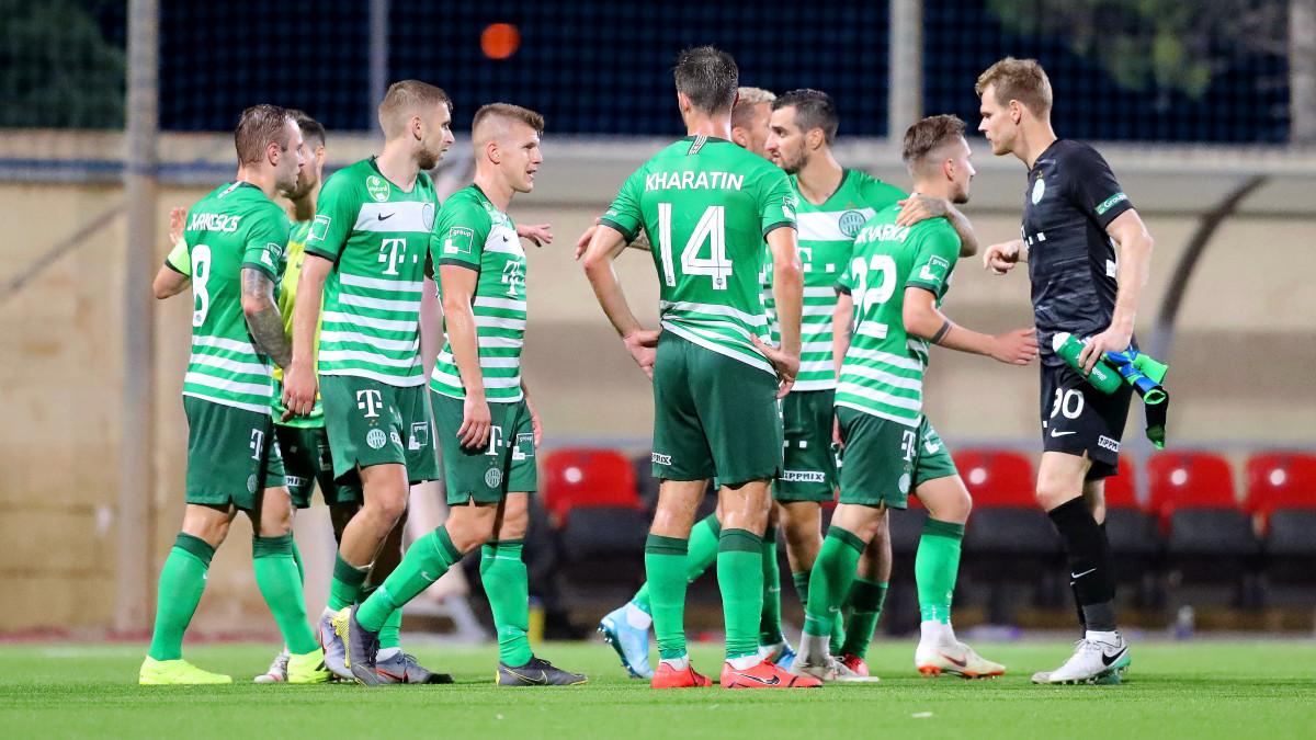 Megvan, kivel játszhat a Ferencváros a BL-playoffban ...