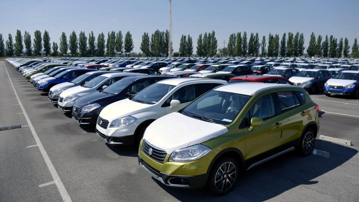 Átlagosan 12 százalékkal emeli dolgozói bérét a Magyar Suzuki