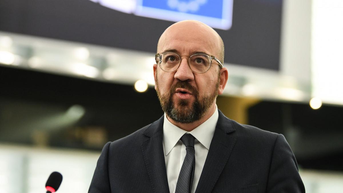 Koronavírus-veszély miatt elhalasztják az EU-csúcsot
