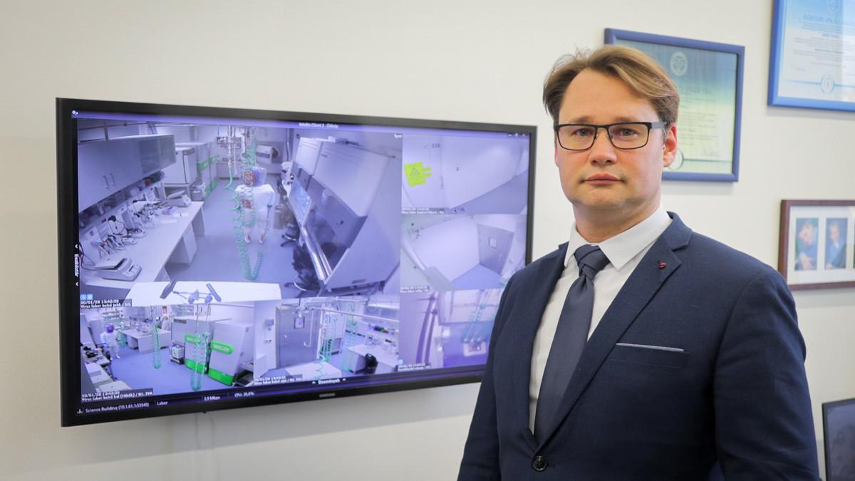 Jakab Ferenc: komoly akadálya is van az ígéretes koronavírus-szerek gyors alkalmazásának