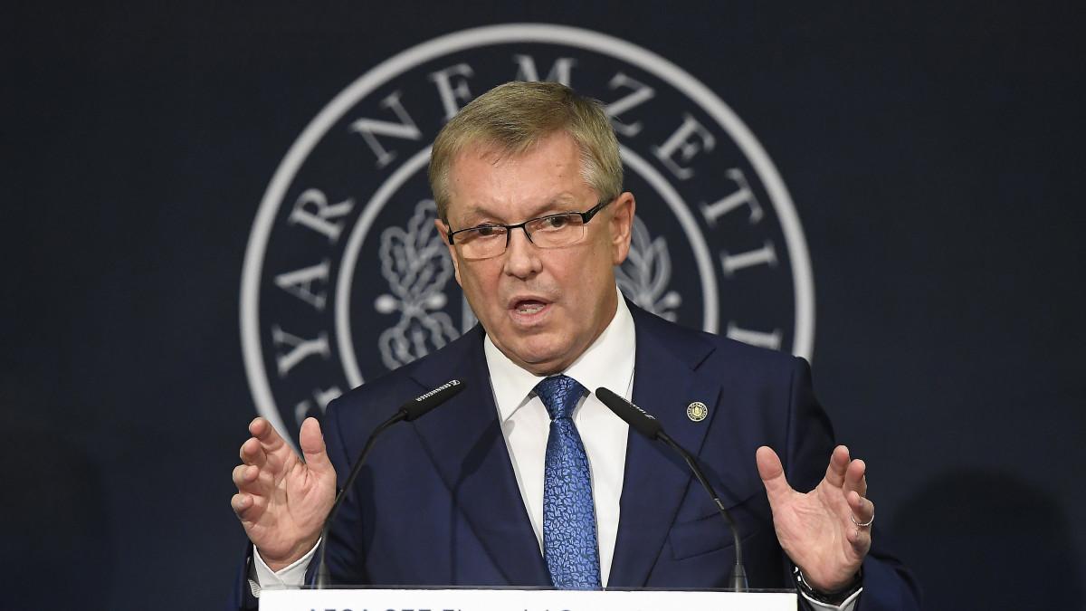 Matolcsy György: az euró csak Németország és Hollandia számára volt nyereséges eddig
