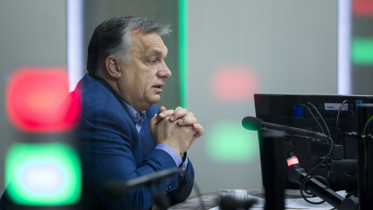 Orbán Viktor: nem lesz egy jó hangulatú őszünk