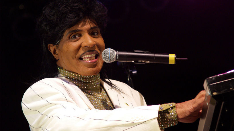 Elhunyt Little Richard