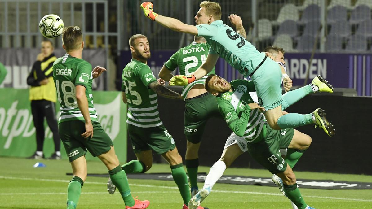 A svéd vagy a luxemburgi bajnokot is kaphatja a Ferencváros