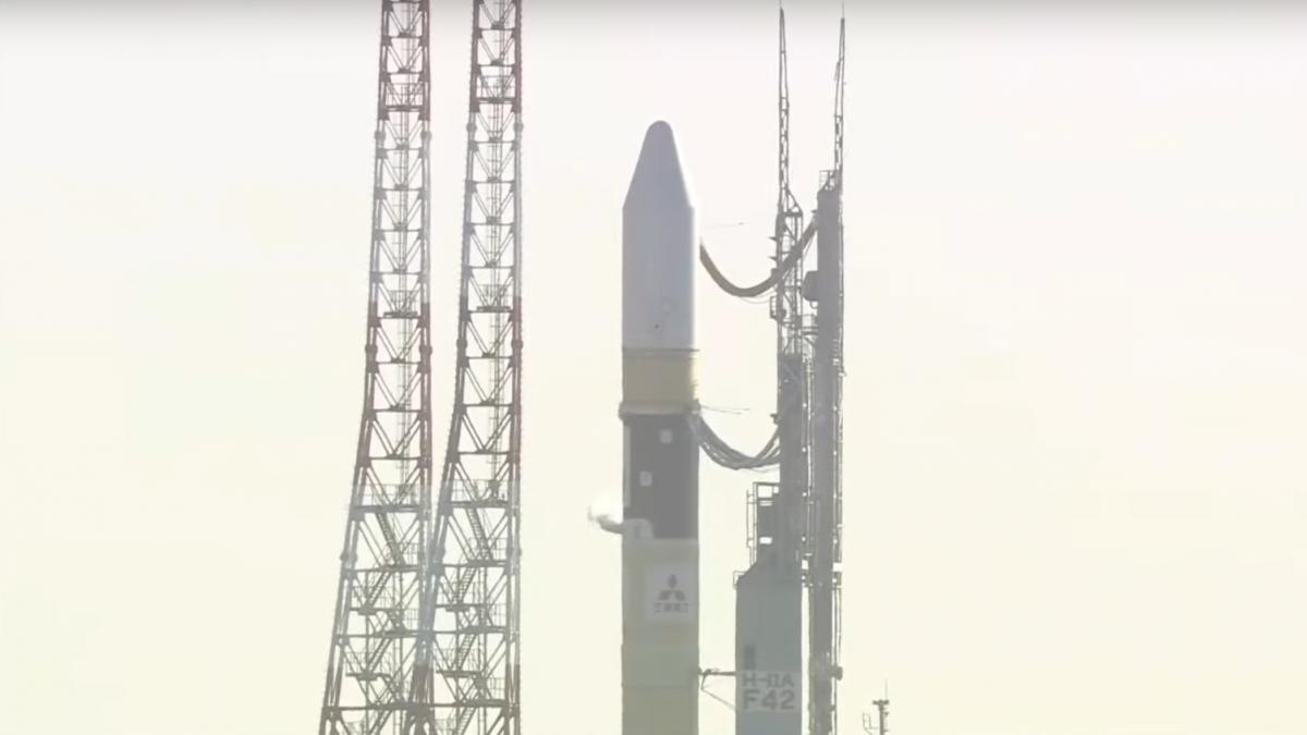 Már a világűrben száguld az arabok szondája - videó