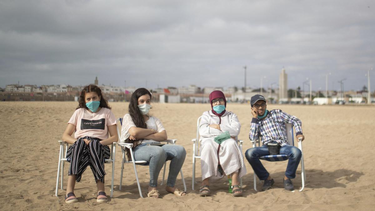orosz nő ülés marokkóban)