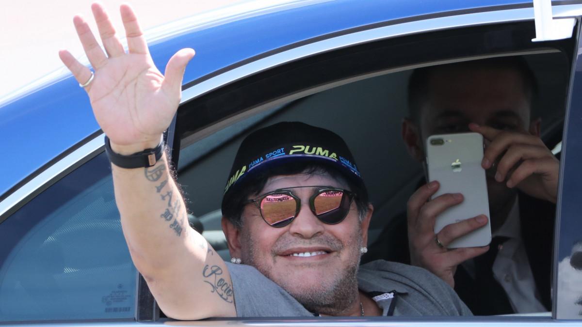Decemberben rendezik meg először a Maradona Kupát