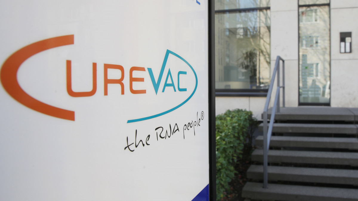 Új RNS-oltás a láthatáron: a CureVac vakcinája hamarosan elérhető lehet