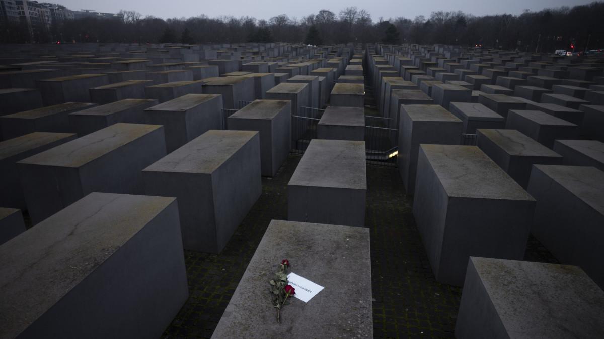 Bundestag-elnök: az emlékezés kultúrája nem véd az antiszemitizmus új formái ellen