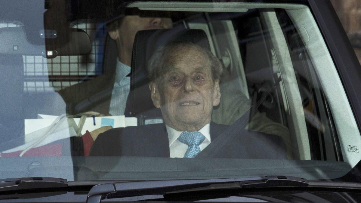 Haldokolhat II. Erzsébet királynő férje