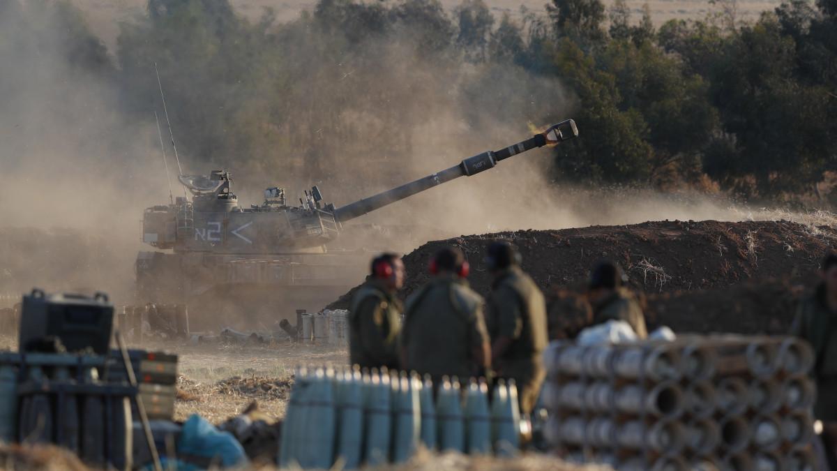 Már a gázai újjáépítés körül megy a helyezkedés
