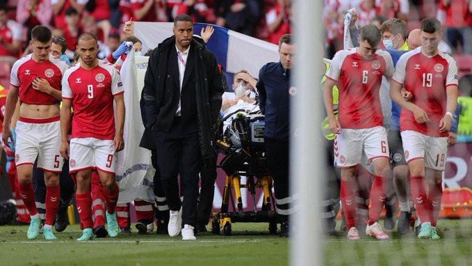 Újra az Internél az Eb-n klinikai halál állapotába kerülő dán focista