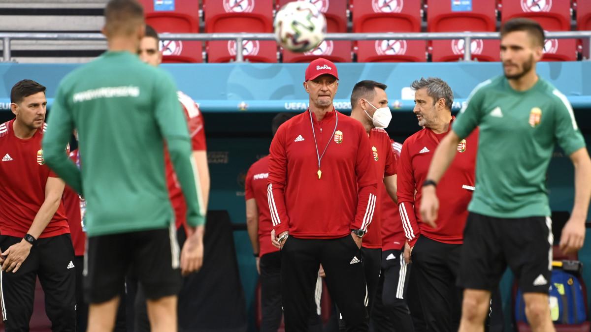 Eb a portugál válogatott sajtótájékoztatója - NSO