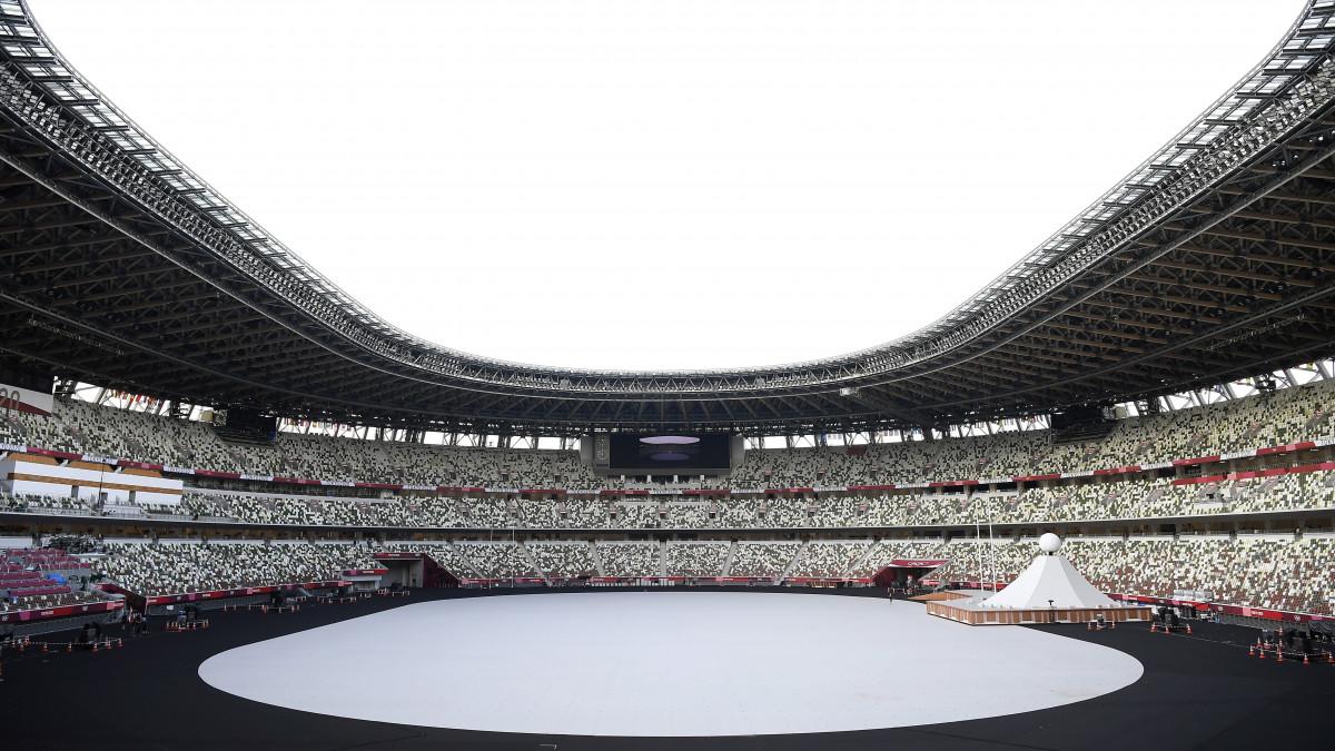 Őszinte és kijózanító megnyitóval készül Tokió a maszk mögötti olimpiára