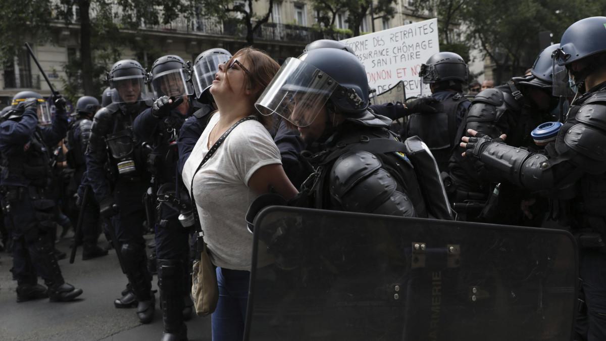 A francia dél a járványkezelésben is feladja Emmanuel Macronnak a leckét