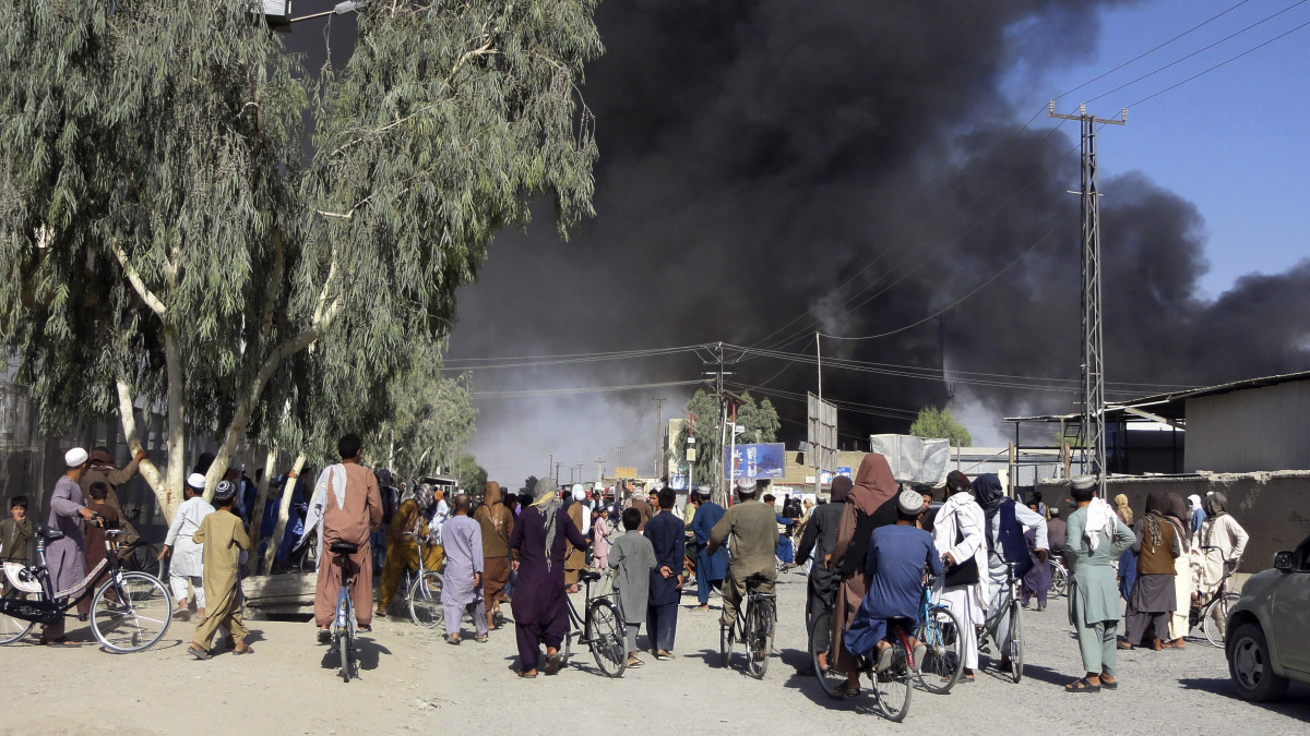 Több nyugati ország átmenetileg bezárja kabuli nagykövetségét - Infostart.hu