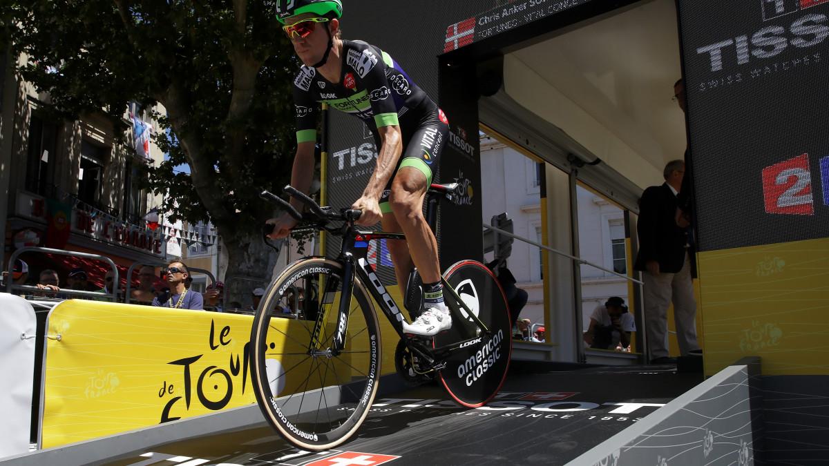 Kerékpározás közben elütötte egy autó, meghalt a Giro-szakaszgyőztes