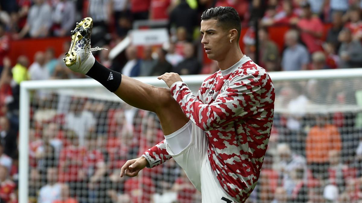 Cristiano Ronaldo gyorsan otthonra lelt Manchesterben